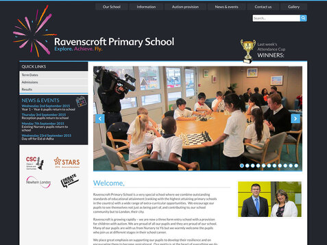 Ravenscroft Primary School